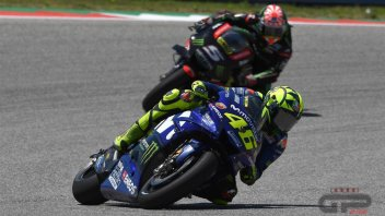 MotoGP: Rossi: Disappointed not to have battled for the podium