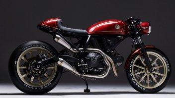 Moto - News: Ducati Custom Rumble: le quattro finaliste della II Edizione