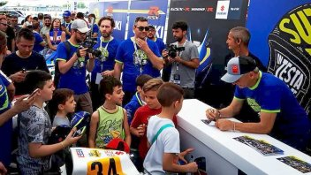 Moto - News: Suzuki Day: passione protagonista al Cremona Circuit
