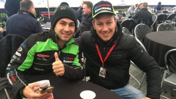 SBK: Haslam to wildcard at Donington with Puccetti