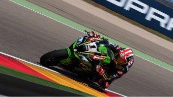 SBK: Rea vince vince ad Aragon piegando lo squadrone Ducati