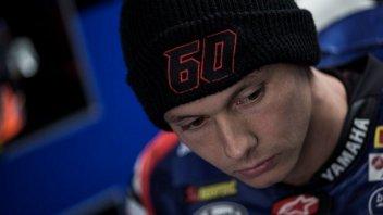 SBK: Van Der Mark: a gear problem slowed me down