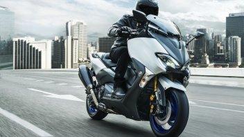 Moto - Scooter: Yamaha svela il prezzo del TMax Sport Edition