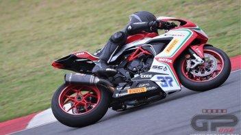 Moto - Test: Pirelli Diablo Rosso Corsa 2: il Diavolo ha due teste