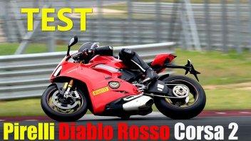 Moto - Test: Pirelli Diablo Rosso Corsa 2: test su strada ed in pista a Kyalami
