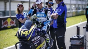 Moto2: Garzo in place of Gardner also at Le Mans
