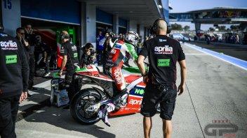 "MotoGP: ""A satellite team for Aprilia? better to strengthen the Test Team"""