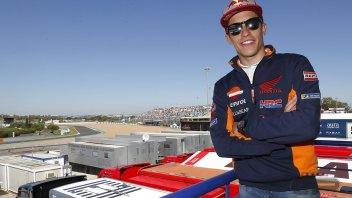MotoGP: Marquez: non voglio che il numero di titoli sia un'ossessione