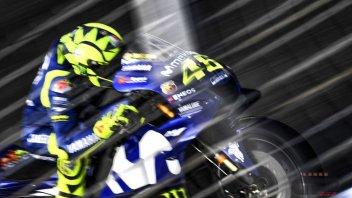 MotoGP: Valentino Rossi: 5 o 6 piloti più veloci di noi