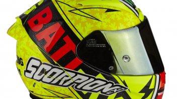 Moto - News: Scorpion Exo 2000 Evo Air: arriva il Replica Bautista