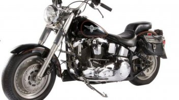 News Prodotto: Schwarzenegger's Harley Davidson up for auction
