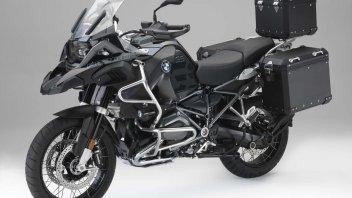 Moto - News: Nuovi accessori originali BMW Motorrad 'Edition Black'