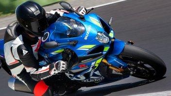 Moto - Test: Metzeler Racetec RR CompK: la slick per tutti