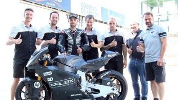 """Moto2: Folger sulla Triumph Moto2: """"Tornare su una moto è stata una liberazione"""""""