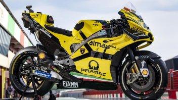 MotoGP: Ducati Pramac on track at Mugello with Lamborghini colors