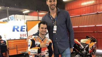 MotoGP: The 'perfect' champion:. 1.70m tall and 64 Kg