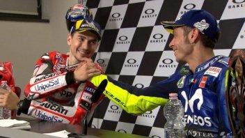 """MotoGP: Rossi: """"Lorenzo in Honda? It will be tough for everyone"""""""