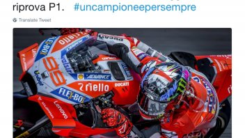 MotoGP: Biaggi: Ducati, what a mistake to let go Lorenzo!