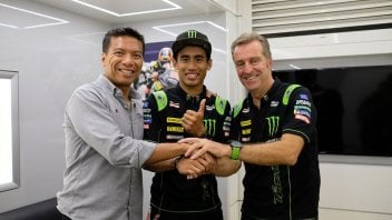 MotoGP: Hafizh Syahrin and Tech3 together again in 2019