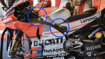 """MotoGP: Telaio """"rinforzato"""" per la Ducati ad Assen"""