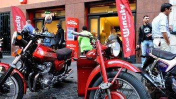 Moto - News: Eleganza a due ruote a Roma