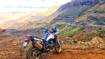 Moto - News: Honda ti porta in Sudafrica: torna l'Adventure Roads