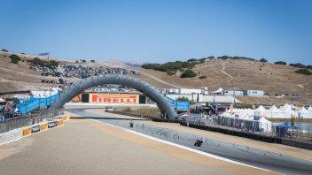 SBK: Laguna Seca: gli orari in tv su Mediaset ed Eurosport