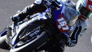 SBK: Lorenzo Lanzi wild card a Magny-Cours