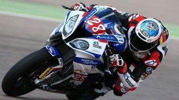 SBK: Reiterberger non fa sconti: pole a Brno, 3° Tamburini