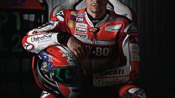 MotoGP: Casey Stoner guest Nolan at the Brembate factory