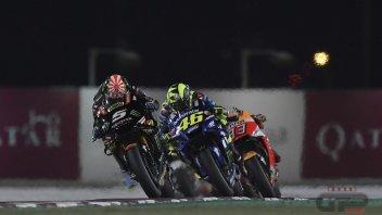 """MotoGP: Zarco: Rossi mi ha accettato dicendomi """"sei dei nostri"""""""
