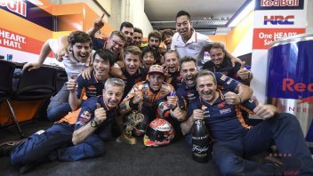 """MotoGP: Marquez: """"This win is worth more than 25 points"""""""