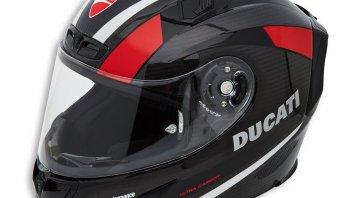 Moto - News: X-lite X-803 Ultra Carbon Ducati Speed Evo: ducatista accontentato