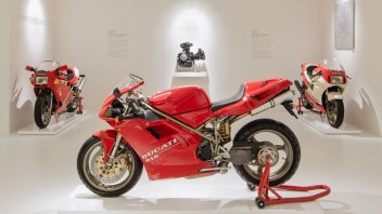 Moto - News: WDW2018: contest, visite guidate, la Storia del mito Ducati