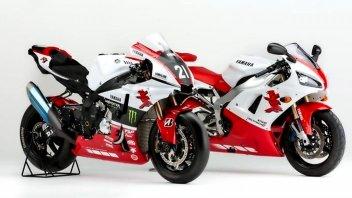 Moto - News: Yamaha celebra i 20 anni della R1 aGoodwood