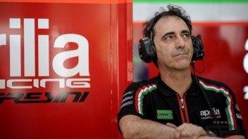 """SBK: Albesiano: """"Aprilia potrebbe lasciare la Superbike"""""""