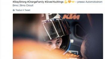 MotoGP: Pol Espargarò in ospedale, non correrà a Brno