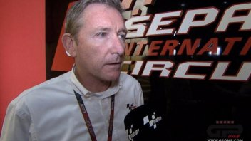 """MotoGP: Webb: """"Plan B in the event of rain? Not racing"""""""