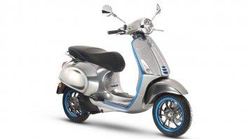 Moto - News: Vespa Elettrica: che la svolta abbia inizio. Via alle vendite