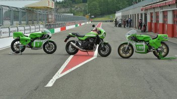 """Moto - News: Kawasaki Demo Ride: prove """"in verde"""" ad Adria il 2 settembre"""