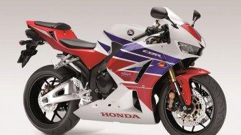 Moto - News: Torna la Honda CBR 600 RR: di nuovo bagarre tra le SS?
