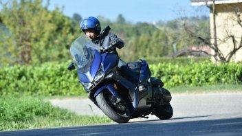 Moto - Test: Kymco XCiting 400 S - TEST