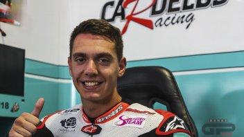Moto2: Cardelus al posto di Fenati nel team Snipers
