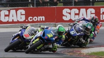 MotoAmerica: Last train for the title for Elias in New Jersey