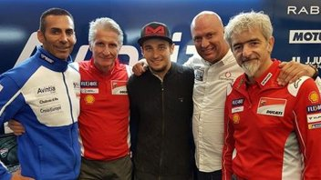MotoGP: Abraham and team Avintia together for two years
