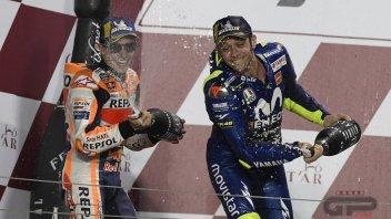 MotoGP: Márquez: I'd like to make peace with Valentino