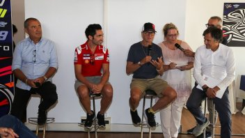 MotoE: Altri tre anni di contratto e MotoE nel futuro del GP di Misano