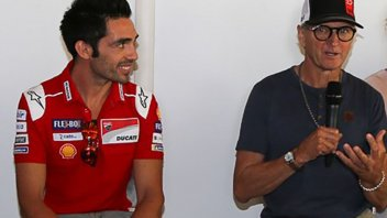 MotoGP: Michele Pirro: scusa Rossi, ma spero che Ducati vinca a Misano