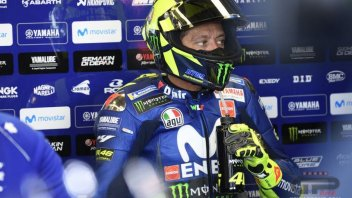 """MotoGP: Rossi non si arrende: """"Ad Aragon voglio tornare sul podio"""""""