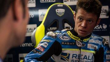 MotoGP: A pneumothorax slows down Rabat's return